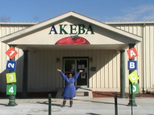 Daycare Success Coach Andrea Dickerson at Akeba Academy Brunswick, GA