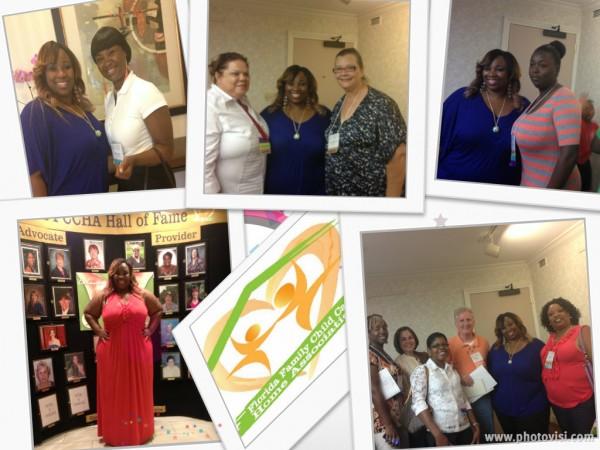 florida home provider collage