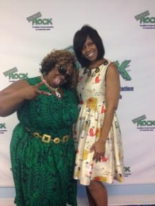 Andrea Dickerson, Founder of IOwnADaycare.com and America's Super Nanny-Deborah Tilman